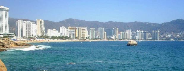 Paquetes baratos a Acapulco